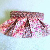 Cosmetics or Makeup Purse in Liberty Prints