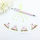 Little Pig Gift Tags - set of 4 tags
