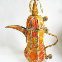 Arabic Style Coffee Pot