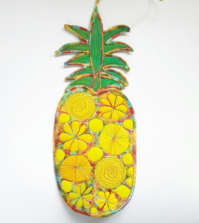 Hanging Pineapple Decoration