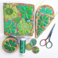 Sewing Haberdashery Kit Sewing Accessories Box Free UK Postage