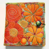 Sewing Needle Case Free Machine Embroidery