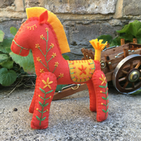 Fizz The Little Hand Embroidered Horse