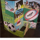 Z Fold Card - Sport Cricket, Football, Cricket, Rugby