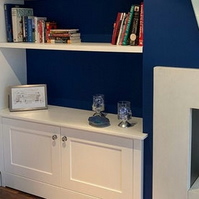 Alcove Cupboard  Made to measure