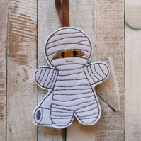 Gingerbread Mummy