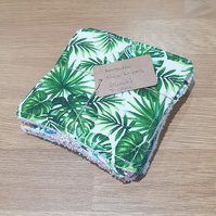 Reusable Face Wipes (Tropical)