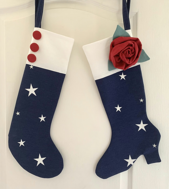 3 Button Stocking