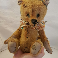 Sewing Kit to create 13 inch Bear Kit Mohair
