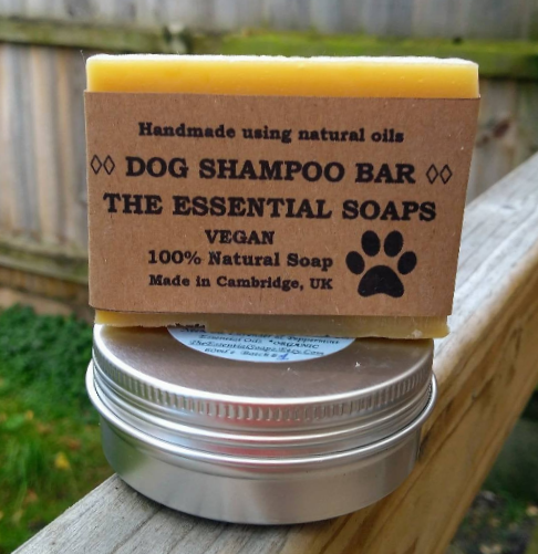 Dog Wellness, Dog Shampoo, Nose & Paw Balm, Grooming Pack, Gifts for Dog Lovers