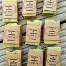 Personalised Soaps, Christmas Stocking, Wedding Soaps, Party Favours, Guest Soap