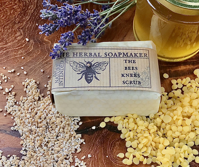 The Bees Knees Scrub Soap - best seller!