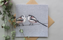 British birds greetings cards