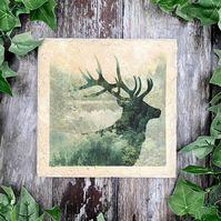 Forest Stag Stone Worktop Saver