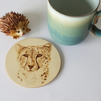 Cheetah coaster
