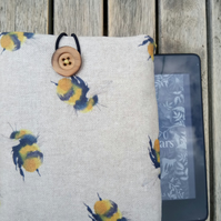 Kindle cover bees