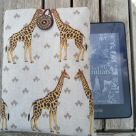 Kindle cover paperwhite giraffe