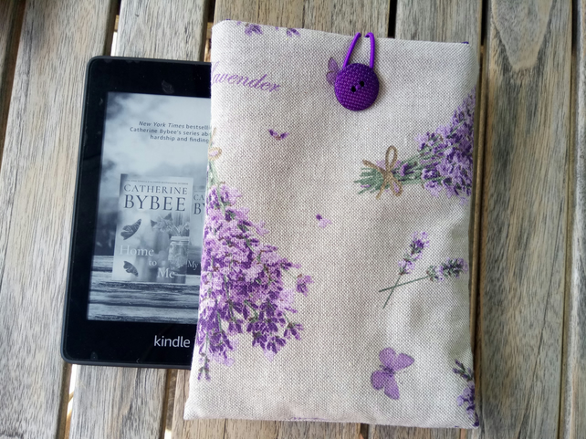 Kindle cover paperwhite lavender