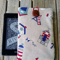 kindle cover paperwhite seaside