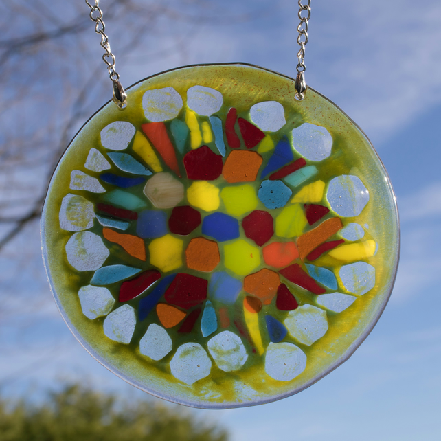 Multicoloured Suncatcher