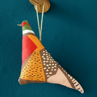 Pheasant Christmas Decoration