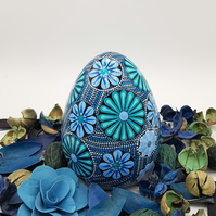Large Decorative Egg