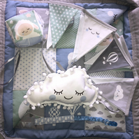Handmade New Baby Gift Set