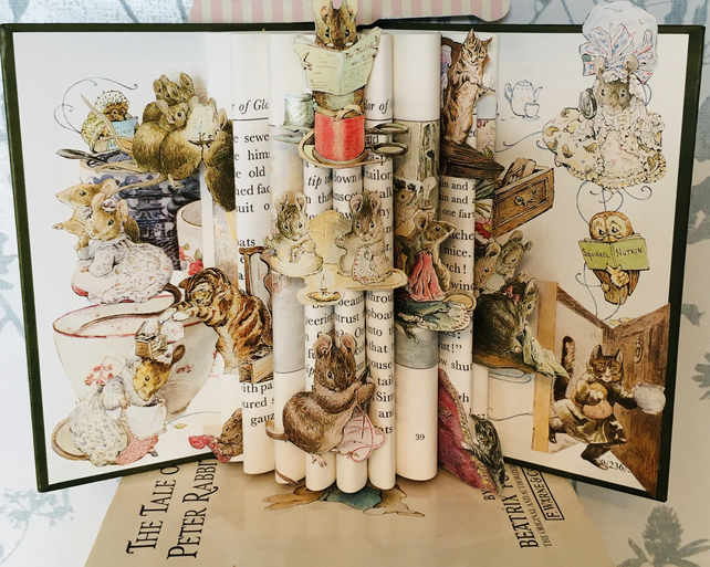 Beatrix Potter's 'The Tailor of Gloucester'