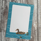 Mallard Duck Gift Note Tags