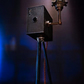 Upcycled Vintage 1920s Kodak Camera Tripod Lamp