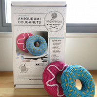 Crochet kit: doughnuts