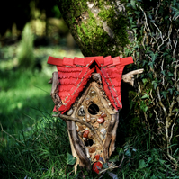 Red Fairy Cottage - Tulasnei