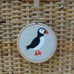 Puffin Hanging Hoop