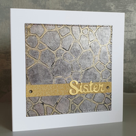 Gold Card (Sister)