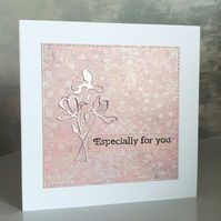Pink Card -Especially for You