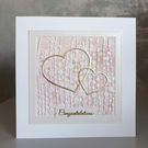 Pastel Wedding (Engagement) Card