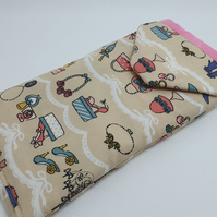 Boots and Shoes Glasses Case (Ref 0167)