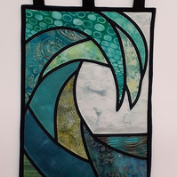 Wave Wallhanging