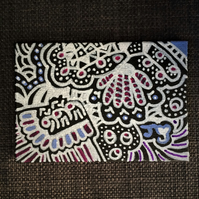 Mini Artwork ACEO 'Spring'