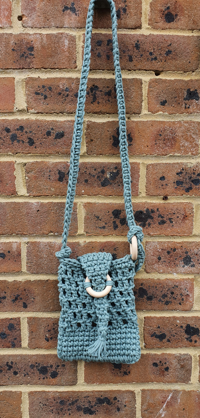 Macrame Small Bag