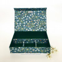 William Morris Floral Design Box