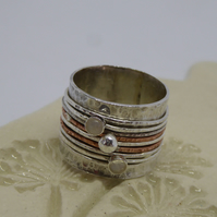 Spinner Ring (Fidget Ring)