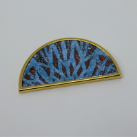 Brooch - Enamel on Copper