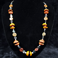 Desert Forest Necklace.