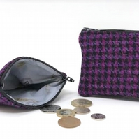 Harris Tweed Coin Purse - HT45
