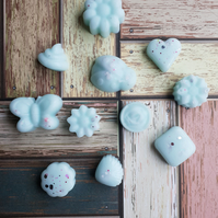 Handmade Bluebell Mixed Wax Melts