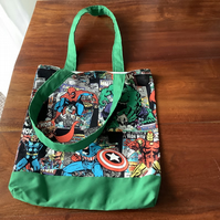 Children's tote or book bag