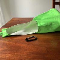 Cotton peg bag