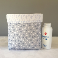 Sweet Dreams Quilted Storage Pouch