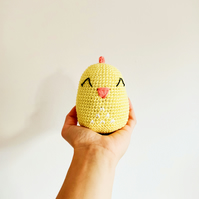 Easter Egg Chick Toy Handmade Decorations